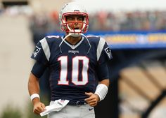 Patriots' Jimmy Garoppolo will 'entertain any possibility' on next contract