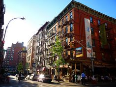 Little Italy, New York City by Vivienne Gucwa