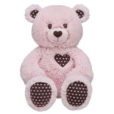 Great idea for parents to be:  Get a sound recorder from Build a Bear and record the baby's heartbeat at one of your appointments and then you can make the baby their very own heartbeat bear!!  I did  this with both of my kids:)