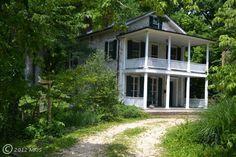 Historic #stone #home dating to Pre Civil War Era in Glen Echo, #Maryland
