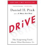 Drive: The Surprising Truth About What Motivates Us by Daniel H. Pink