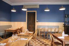 Lyon / Café Sillon . Restaurant Matthieu Rostaing