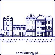 Amsterdam 2/3 #2 #corel_durscy_pl #durskirysuje #corel #coreldraw #vector #vectorart #illustration #draw #art #digitalart #graphics #flatdesign #flatdesign #icon #dom #domek #apartament #home #house #residence #apartments #amsterdam #holandia #holland #tryptyk #triptych Triptych, Coreldraw, Flat Design, Vector Art, Apartments, Holland, Amsterdam, Digital Art, Graphics