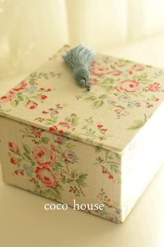 Cute fluffy cartonnage | Image Toolbox in Cath Kidston