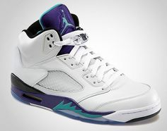 Air Jordan Retro 5 Raisin 2013 Ram
