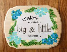 BIG / LITTLE DIY | Kappa Beta Gamma <3 #big #little #reveal