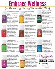 DISCOVER THE AMAZING BENEFITS OF YOUNG LIVING ESSENTIAL OILS FOR YOUR FAMILY WITH THIS MONTH'S SPECIAL PROMOTION!