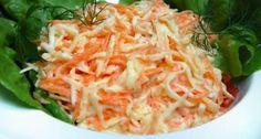 Cold Vegetable Salads, Healthy Salad Recipes, Cabbage, Deserts, Vegan, Dinner, Vegetables, Ethnic Recipes, Menu