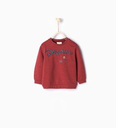ZARA - KIDS - Dream sweatshirt