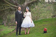 """Se você é fã do clássico """"O Mágico de Oz"""" vai pirar com o casamento temático de hoje."""