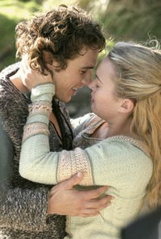 Isolde: [on dreaming of things] ... a child.   Tristan: Will it be mine or his?   Isolde: I'd have no way of knowing, would I?
