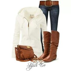 Casual Chic...