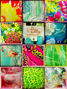vintage lilly