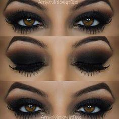 Blog da Giovanna: 15 Passo a Passo Smokey Maquiagem Olhos Tutoriais ...