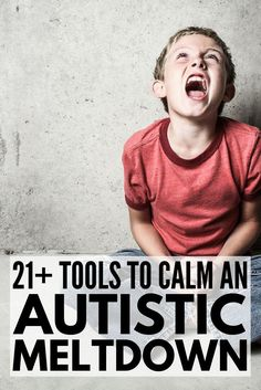 Looking for calming strategies for kids? We've got 21+ ideas to help children with anger management issues as a result of autism, anxiety, ADHD, and other special needs. Perfect for parents and teachers alike, these activities will help your child with self-regulation when big emotions become too much. Keep a set of these tools at home, in the classroom, and in the car so you're always prepared and remember: while it may be difficult to learn how to deal with autism, you WILL find your way.