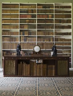 "Beautiful Libraries: ""Stourhead House"""