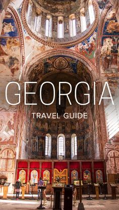 Georgia (the country, not the state!) is a small country in the Caucasus region between Europe and Asia. From ancient churches to a flourishing wine trade, Georgia is a beautiful country that should be on any budget traveler or backpacker's list. Click through for everything you need to know about visiting in our Georgia travel guide.