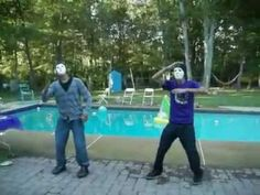 "Alex Gomes and Jevany Soto - Freestyle Choreo -  ""Robot Remix"" - WGP"