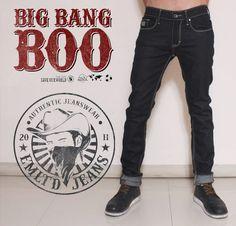 BIG BANG BOO