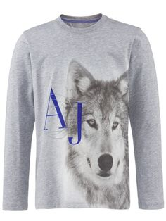Armani Junior longsleeve Armani Junior pullover, fashion pullover boy,