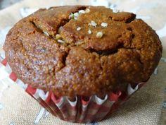 Make a super delicious dairy-free, gluten-free Banana Walnut breakfast muffin!