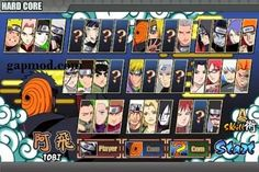 How to Unlock Hardcore Mode and Get Coins In Naruto Senki First 3 Sasuke, Naruto Shippuden, Naruto Games, 3 In One, More Fun, Coins, Geek Stuff, Android, Apps