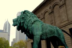 Arrows Sent Forth: Tips for Visiting the Art Institute of Chicago with Kids