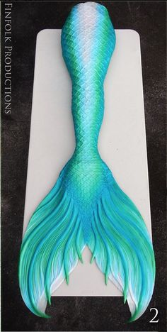 The Loreena | Mermaid Tail Collection