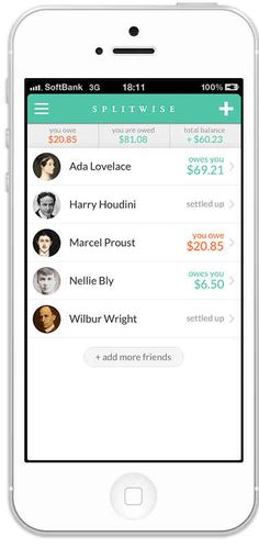 Roommate tricks - Use apps like Splitwise and Venmo to make keeping track of and splitting bills a cinch.