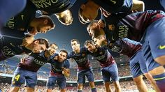 The team #FCBarcelona Barcelona Website, Fc Barcelona Official Website, Football Soccer, Football Players, Football Things, Win Or Lose, Neymar Jr, Best Player, Champions