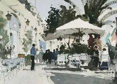 Resultado de imagen para john yardley watercolor paintings