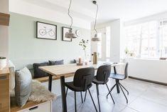 Strakke woonkeuken: Eindresultaat - Inspiratie en ideeën - Klussen - Verbouwen - DIY klussen - Interieur - Eigen Huis en Tuin