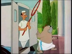 Droopy's Double Trouble -- Happy 100th birthday to Bill Thompson (1913-1971)! 7/8/2013 toonhalloffame.com