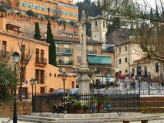 Granada: Luz, Color y Literatura: LA PAELLA DEL REALEJO EN GRANADA