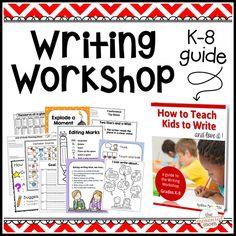 WRITING WORKSHOP GUIDE FINAL