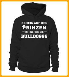 Schei auf den Prinzen Bulldogge - Haustier shirts (*Partner-Link)