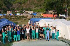 Anche #Pisa ha contribuito ad aiutare il #Nepal. Grazie ragazzi