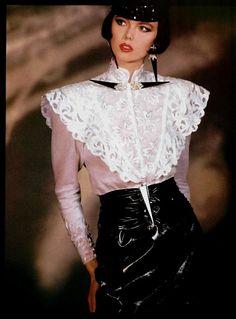 Jean-Louis Scherrer Haute Couture (1985)