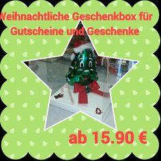 Geschenkbox Weihnachten ... xmas Box