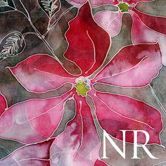Artesanía en seda natural. Noemi Roig