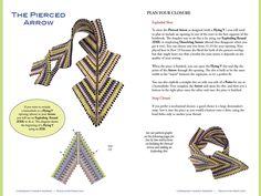 Image of Pierced Arrow Pattern Dive