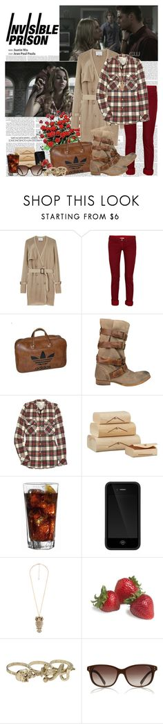 """""""Supernatural: Dean and Jo."""" by sub-marine-mission ❤ liked on Polyvore featuring 3.1 Phillip Lim, Étoile Isabel Marant, adidas, H by Hudson, CB2, Libbey, Incase, Forever 21, ASOS and Chloé"""