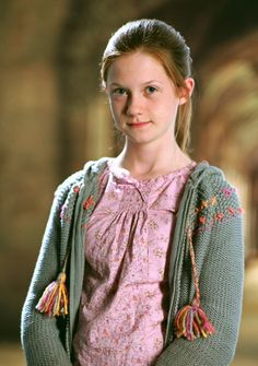 Ginny Weasley (Bonnie Wright) in Harry Potter and the Goblet of Fire (2005)