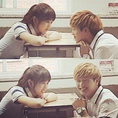 School 2015 who are you? Eun Byul y Tae Kwang K Drama, Drama Fever, Yook Sungjae, Btob, High Society Kdrama, Who Are You School 2015, My Love From Another Star, Kim Sohyun, Drama School