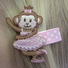 monkey ballerina clip