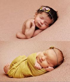 Beautiful Examples of New Born Photography - 0