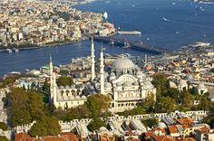 İstanbul'un 3. tepesi: Süleymaniye Camii