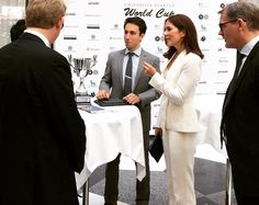 "Crown Princess Mary of Denmark attends the ceremony of the ""University Startup World Cup 2015 Prize""  at the House of Industry on September 18, 2015 in Vesterbro, Copenhagen."
