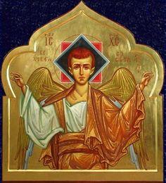 Христос Ангел Великого Совета (С.Ржаницына).