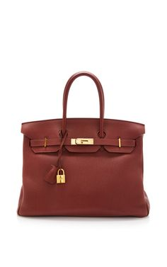 Heritage Auctions Special Collection Hermes 35Cm Sienne Togo Birkin